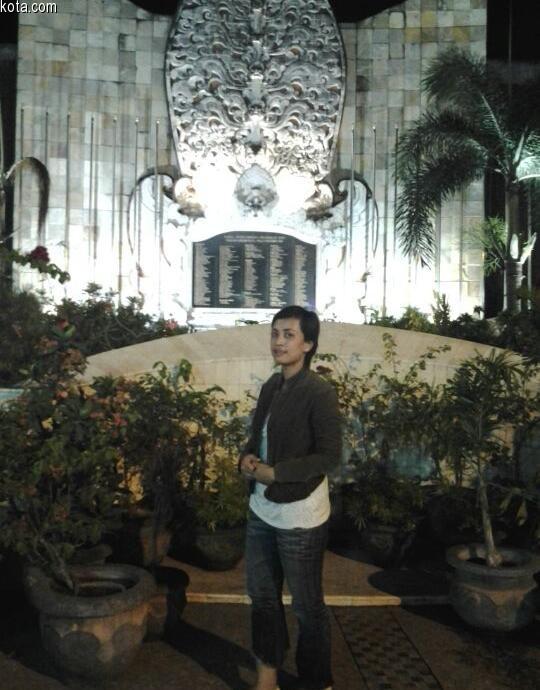 Bali Bombing Memorial Ground Monument Jalan Legian Kuta Untitled Kab