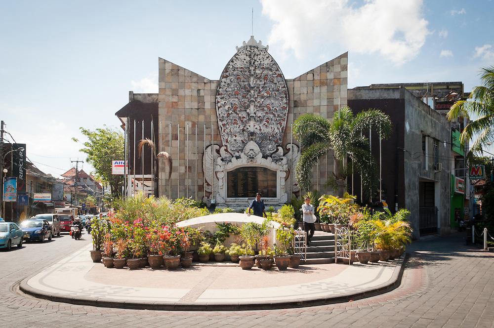 Bali Bombing Memorial Jalan Legian Kuta Art Nature Photography Memory