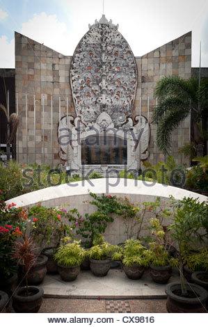 Bali Bombing Memorial Jalan Legian Kuta Memory Victims Kab Badung