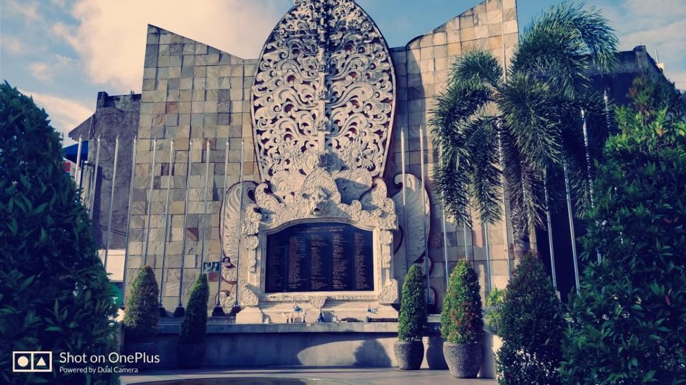 Bali Bombing Monument Memorial Kab Badung