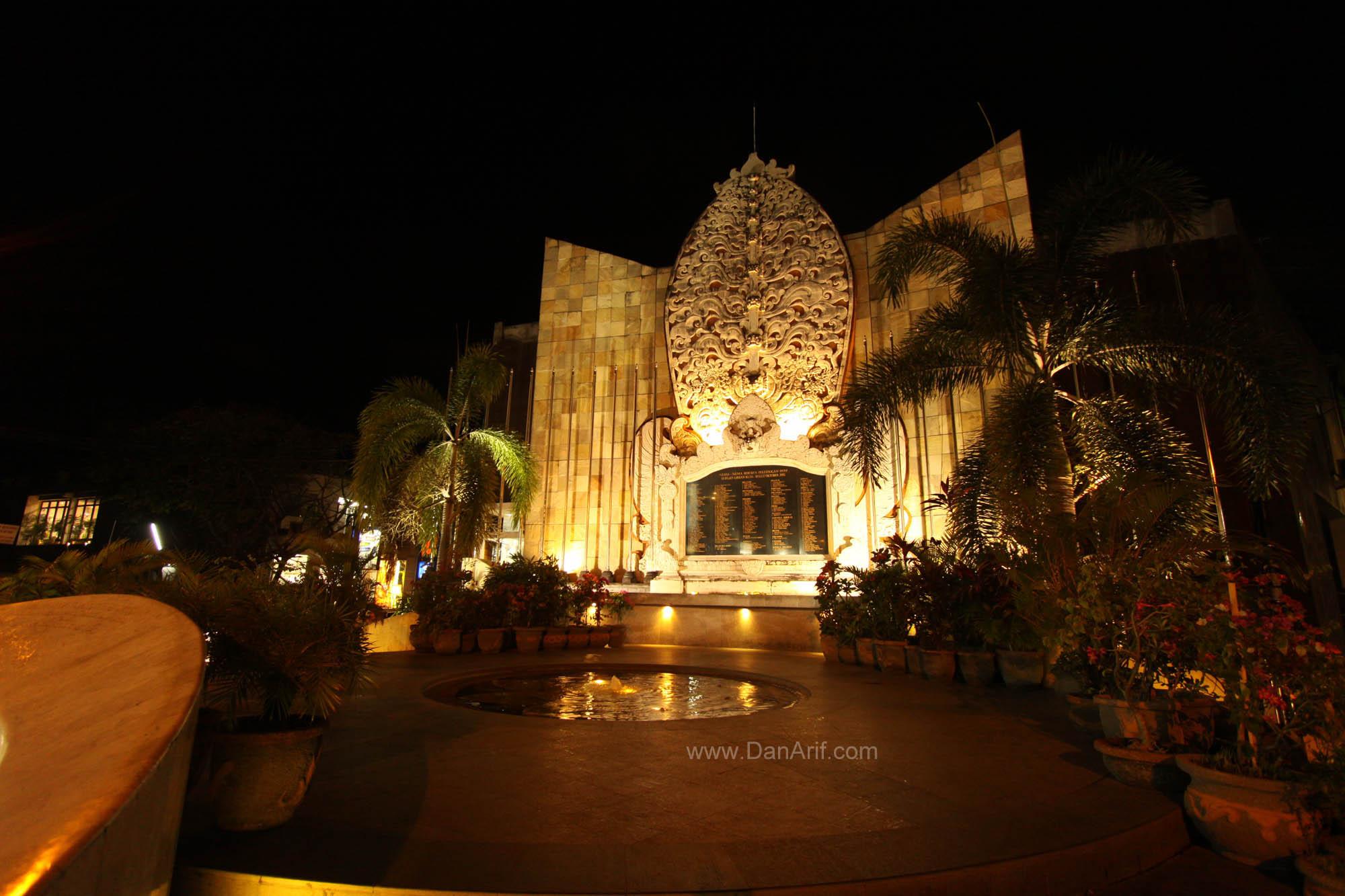 Bali Kuta Tanah Lot Uluwatu 2002 Bombings Memorial Bombing Kab