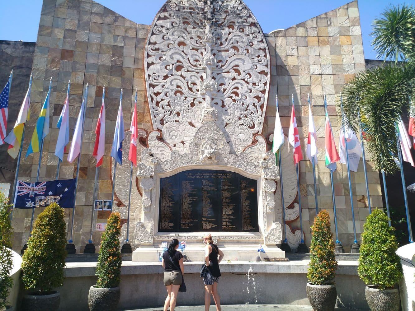 Bali Memorial Kuta Memory Terrorist Bombing Attack 2002 00003 Kab