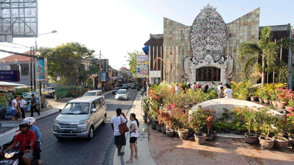 Bali Top Ten Gama Kuta Legian Bombing Memorial Kab Badung