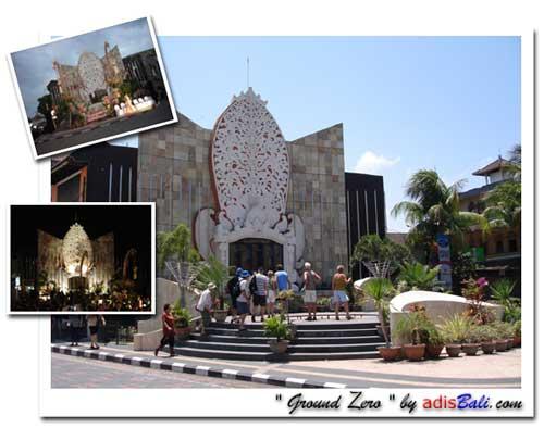Ground Badung Regency Bali Bombing Memorial Kab