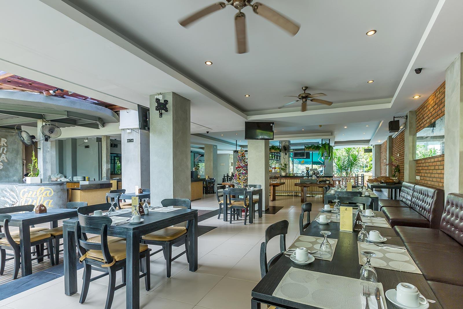 Hotel Legian Double Beach Baleka Resort Spa Gula Restaurant Bali