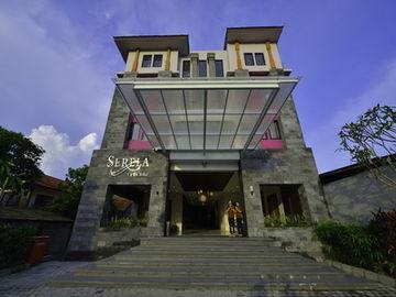 Hotel Serela Kuta Bali Reserving Photo Bombing Memorial Kab Badung