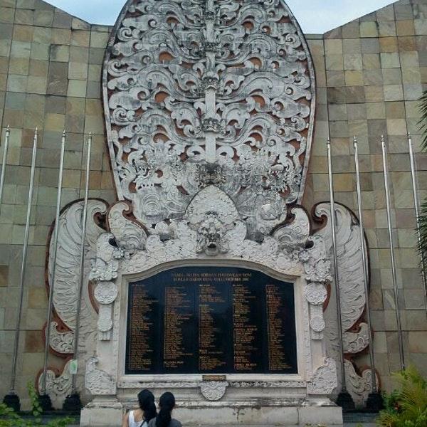 Photos Bali Bombing Memorial Ground Monument 75 Tips Photo Hizkia