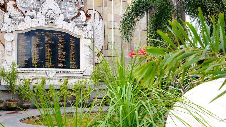 Visit Bali Bombing Memorial Legian City Centre Expedia Kuta Tourism
