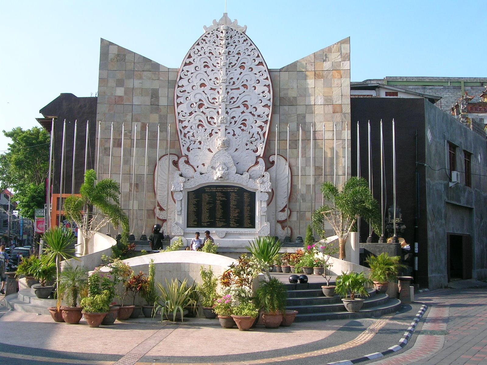 Visit Memorial Monument Bali Bale Udang Mang Engking Kutabale Bombing