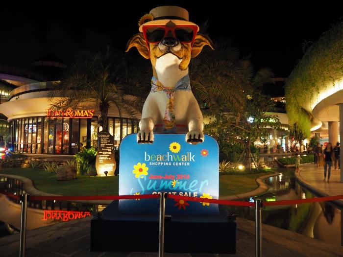 2015 Bali Day 1 Sun Island Hotel Kuta Bubba Gump