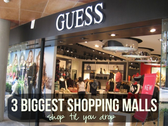 3 Biggest Shopping Malls Bali Kura Guide Beachwalk Jl Pantai