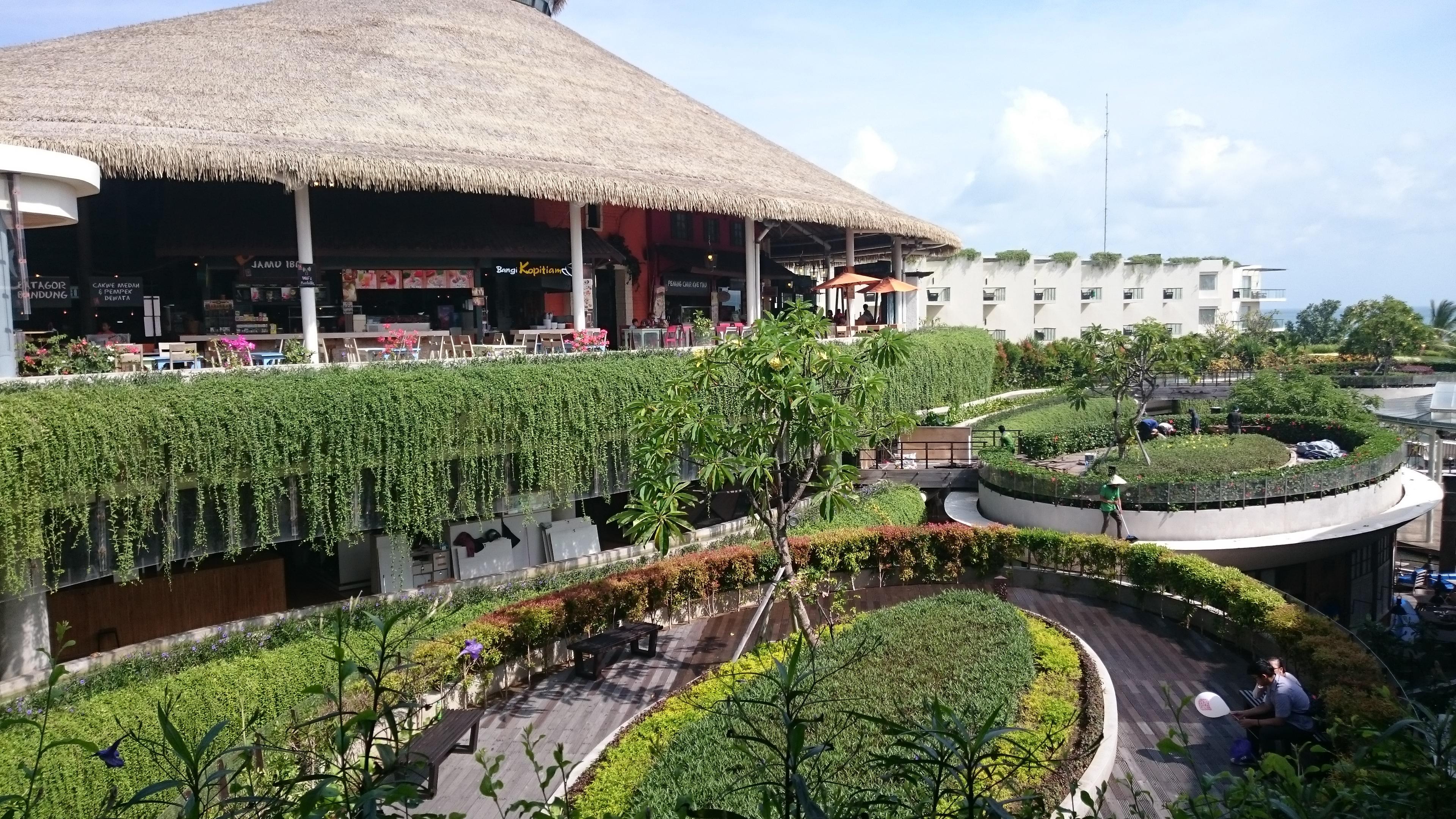 Beachwalk Kuta Bali Shopping Beach Walk Cheap Luxury Glamorous Kab