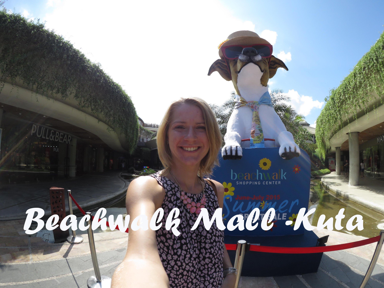 Beachwalk Mall Kuta Bali Indonesia Youtube Kab Badung