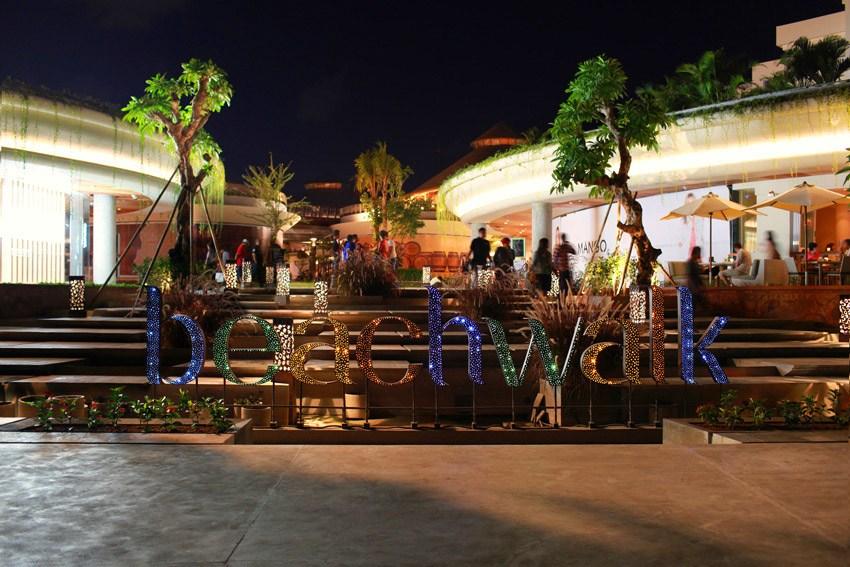 Beachwalk Shopping Center Bali Directions Kab Badung