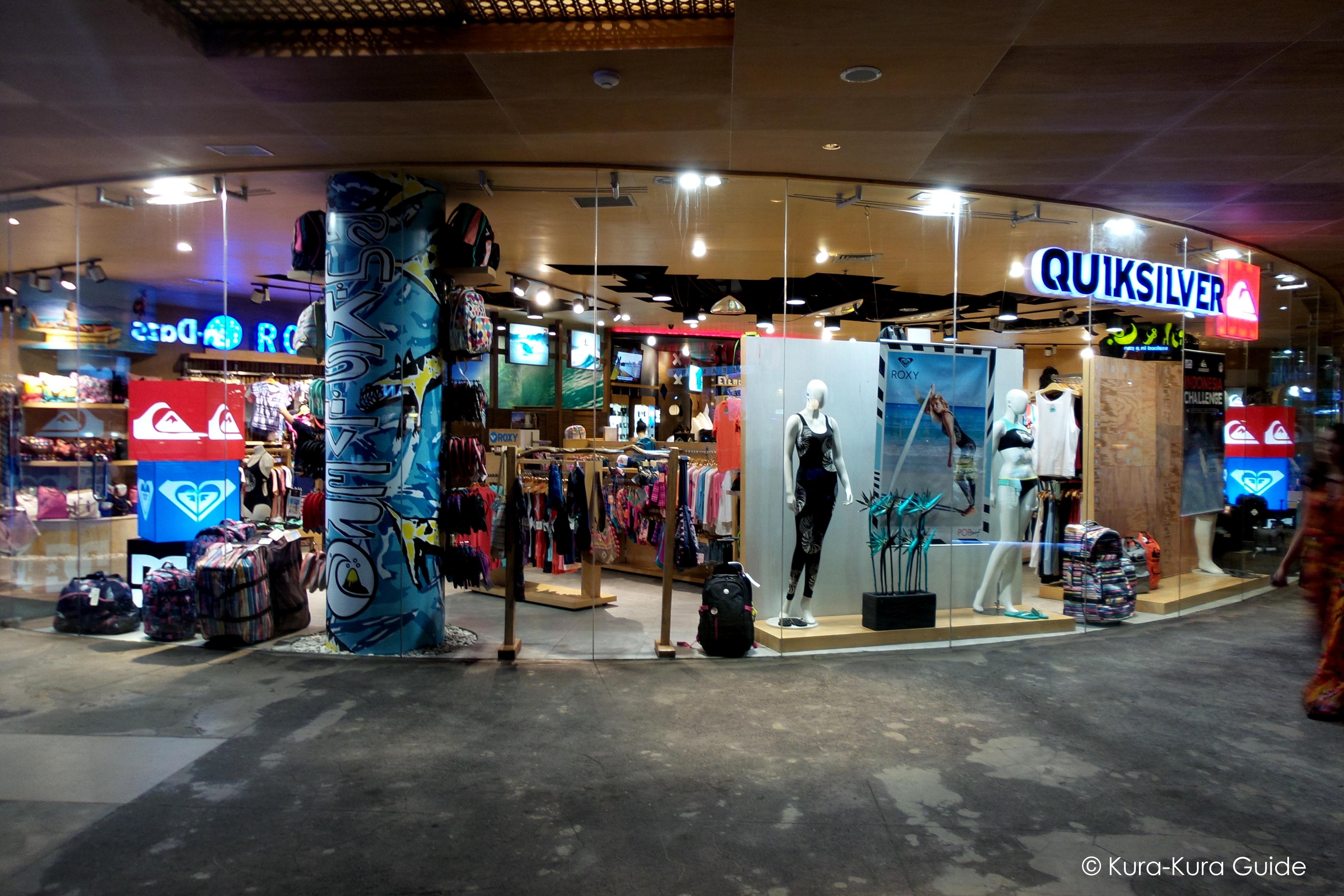 Beachwalk Shopping Mall Bali Kura Ladies Opi Nail Polish Outlet