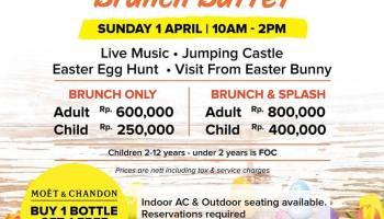 Easter Island Recipes Beachwalk Shopping Center Bali Travel Brunch Buffet