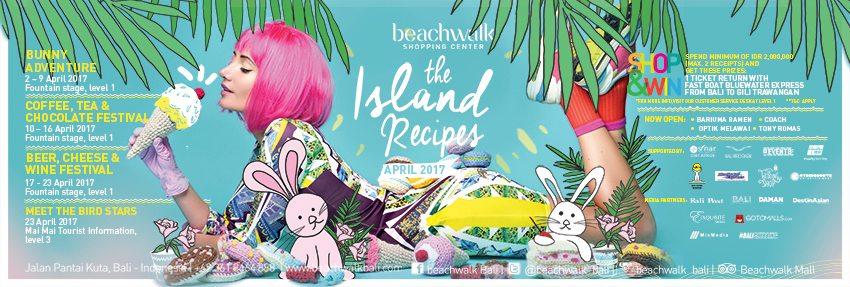 Easter Island Recipes Beachwalk Shopping Center Bali Travel Kabupaten Badung