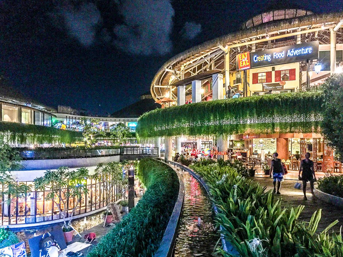 Final Night Bali Warung Souvlaki Beachwalk Mall Tj Mexican Kuta