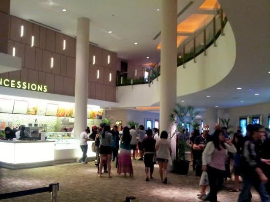 Menu Warm Food Snacks Seat Beachwalk Xxi Cineplex Bali Suasana