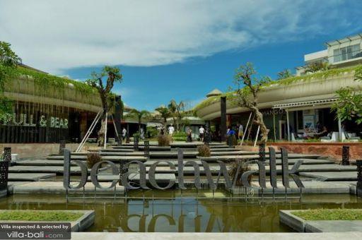 Selected Villa Rent Beachwalk Shopping Center Bali Kab Badung