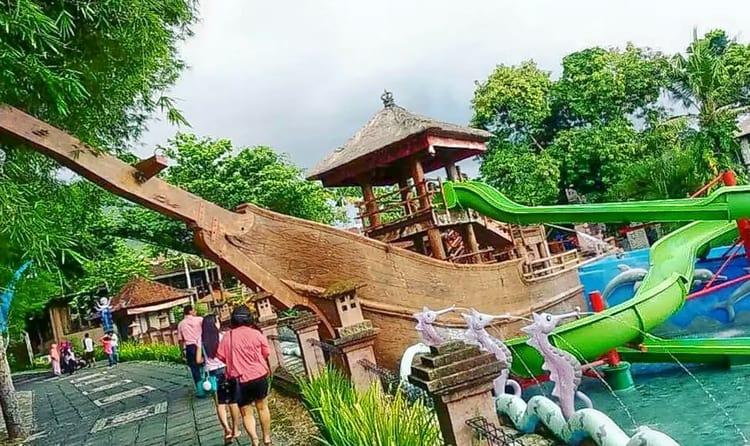 32 Bali Kids 21clown Circus Waterpark Kuta Water Park Kab