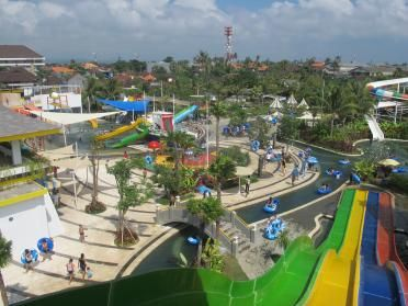 Bali Moneysaver 1 Discounts Card Enjoy Circus Waterpark Water Park
