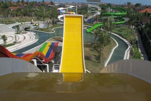 Circus Water Park Valid December 31 2012 Bali Kab Badung