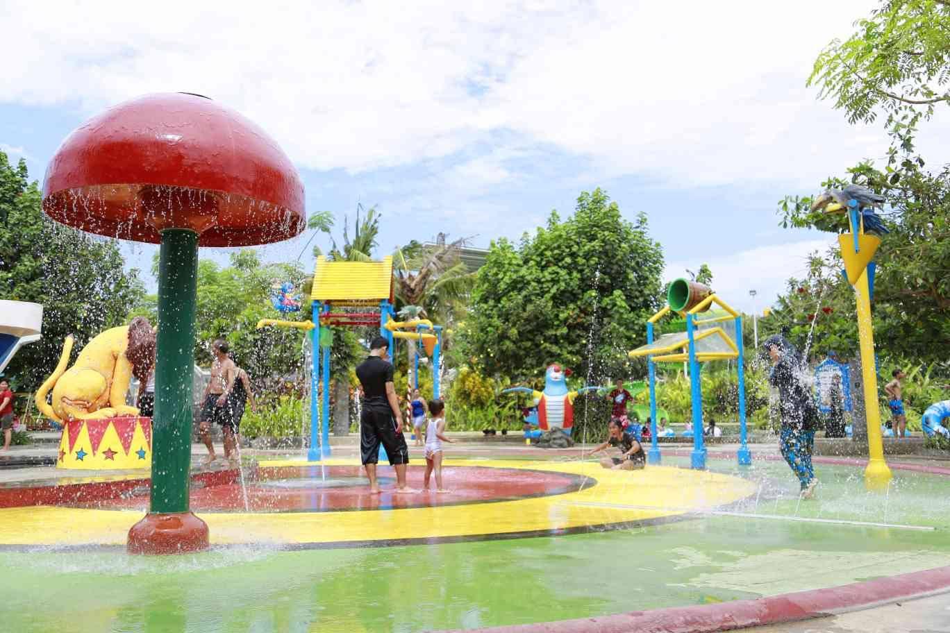 Circus Waterpark Kuta Bali Live Guide Water Park Kab Badung