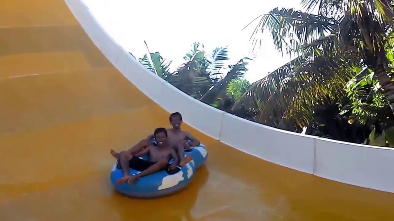 Circus Waterpark Kuta Youtube Water Park Kab Badung