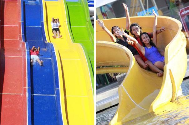 Circus Waterpark Water Park Kab Badung