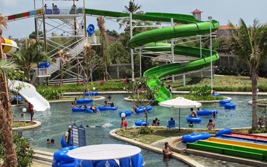 Harga Tiket Masuk Circus Waterpark Bali Kuta Tuban Kabupaten Badung