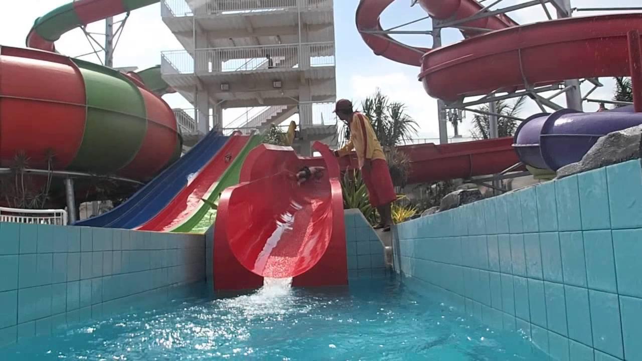 Summer Fun Splash Waterpark Bali Youtube Circus Water Park Kab