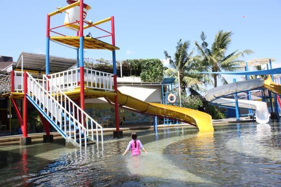 Toddler Area Picture Circus Waterpark Bali Kuta Tripadvisor View Main