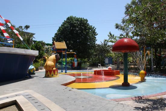 Toddler Area Picture Circus Waterpark Bali Kuta Tripadvisor Water Park