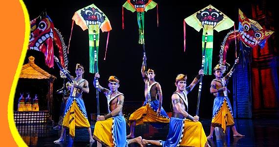 Aruna Tours Bali Travel Local Expert Devdan Show Kab Badung