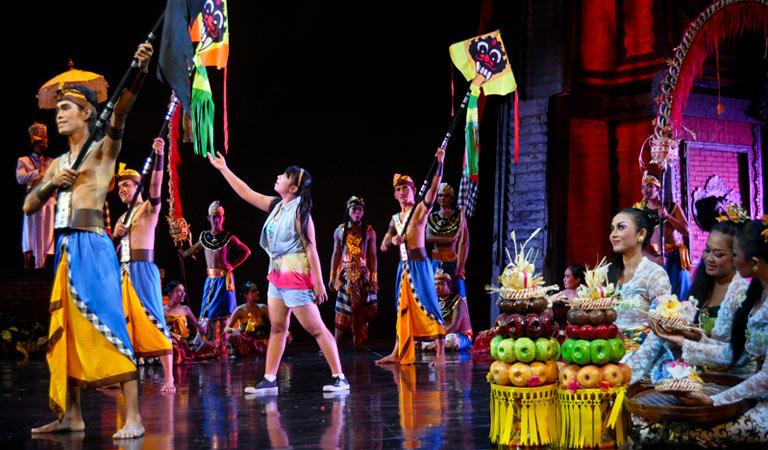 Bali Devdan Show Kab Badung
