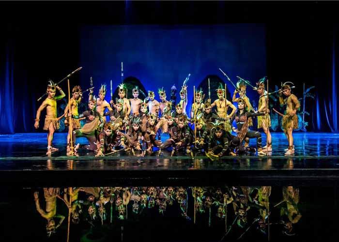 Bali Devdan Show Tour Guide Operator Kab Badung