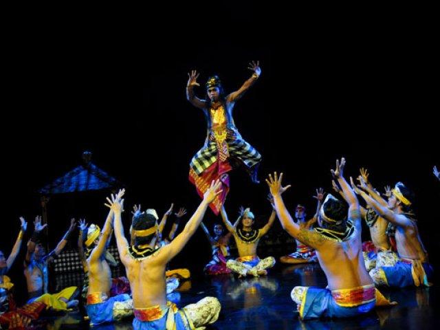 Children Bali Kids Honeycombers Devdan Show Kab Badung