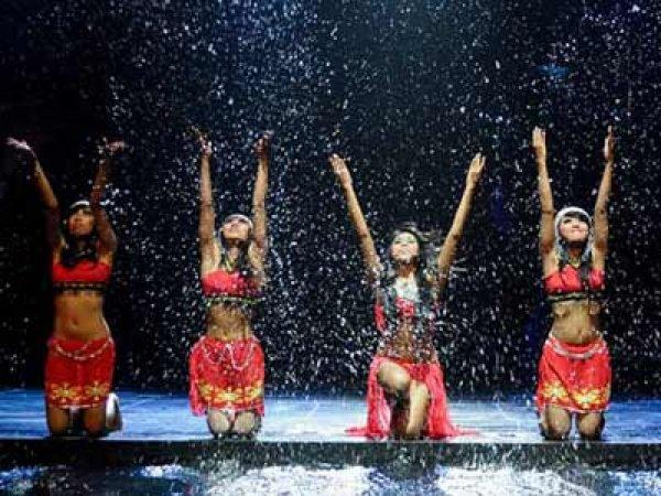 Devdan Dance Acrobatic Show Bali Performance Cat Ticket Kab Badung
