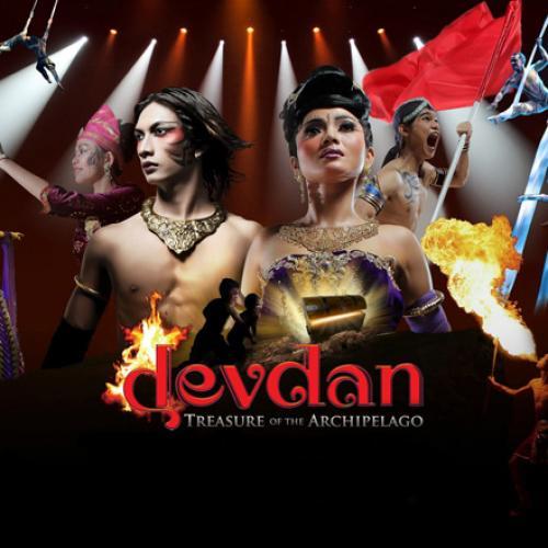 Devdan Show Bali Nusa Dua Kab Badung