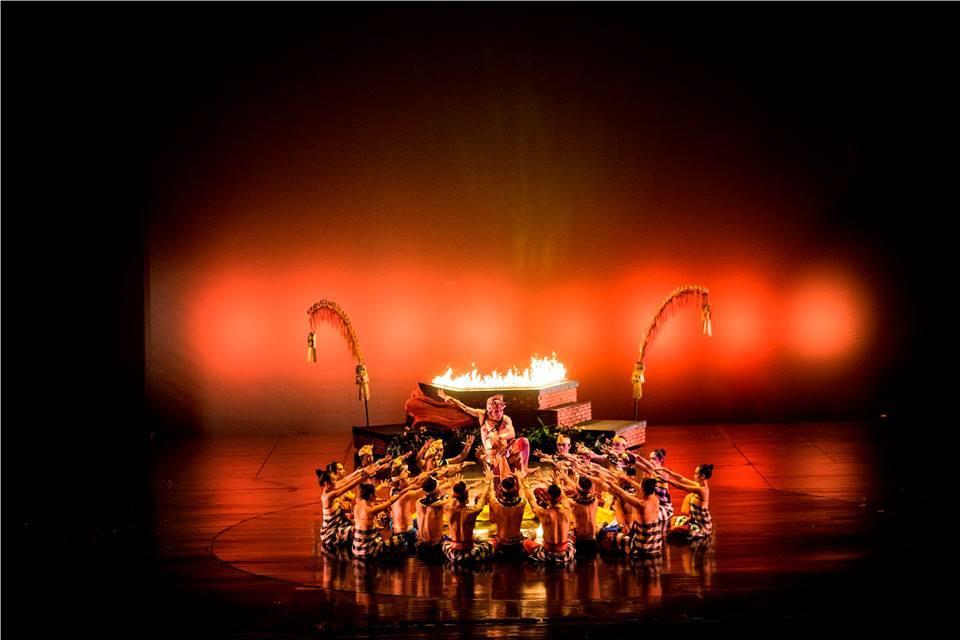 Devdan Show Bali Nusa Dua Theatre Attraction Copy Kab Badung