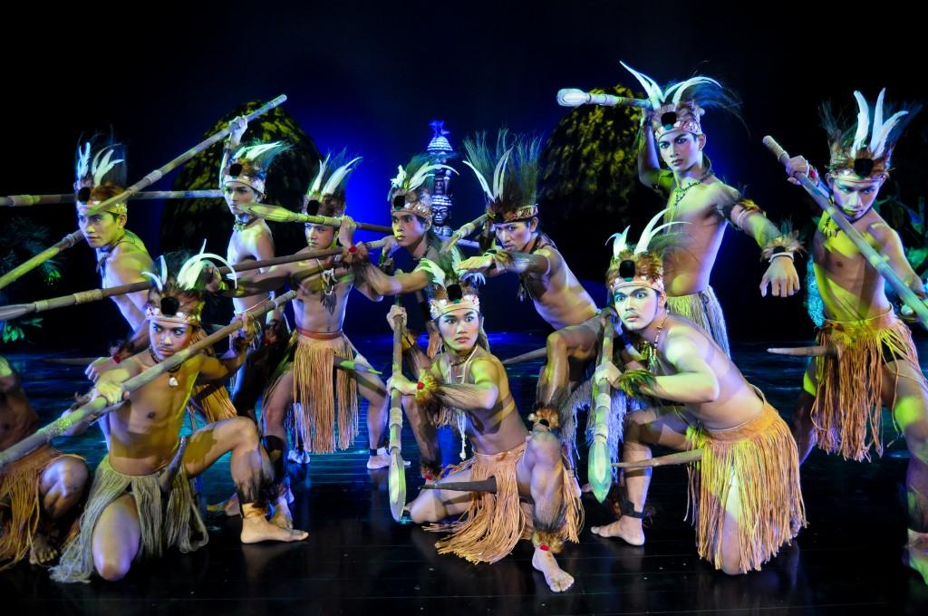 Devdan Show Bali Nusa Dua Theatre Indo Trip Kab Badung
