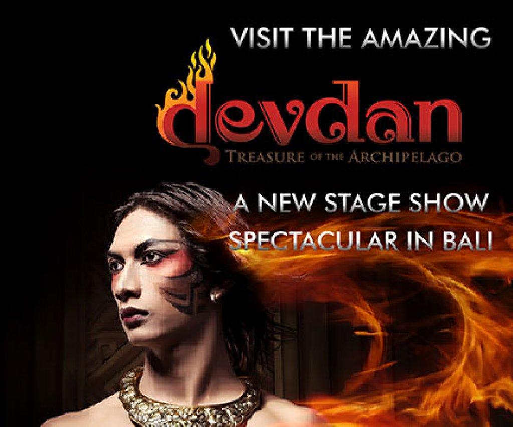 Devdan Show Bali Nusa Dua Theatre Kab Badung