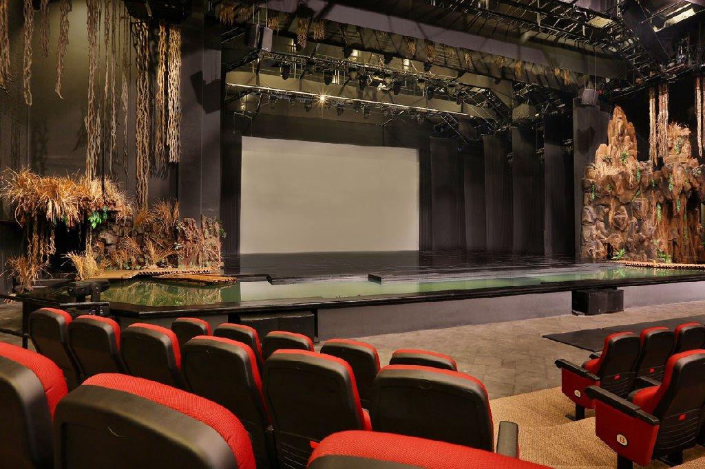 Devdan Show Bali Nusa Dua Theatre Seat Catgory View Kab