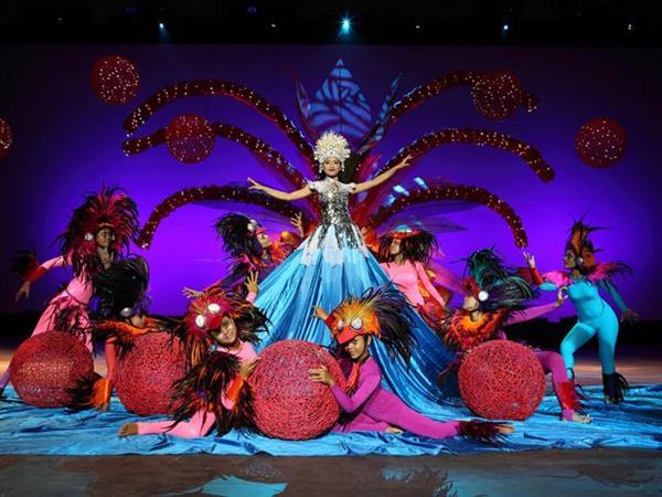 Devdan Show Bali Nusa Dua Theatre Swiss Belhotel Segara Kab