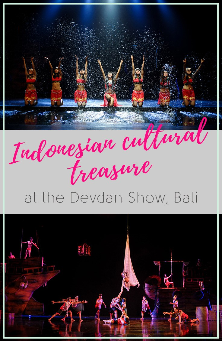 Devdan Show Bali Review Cultural Night Colourful Glimpse Diversity Indonesia