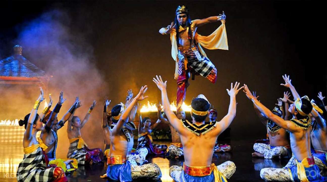 Devdan Show Indonesian Cultural Klook Kecak Fire Bali Kab Badung