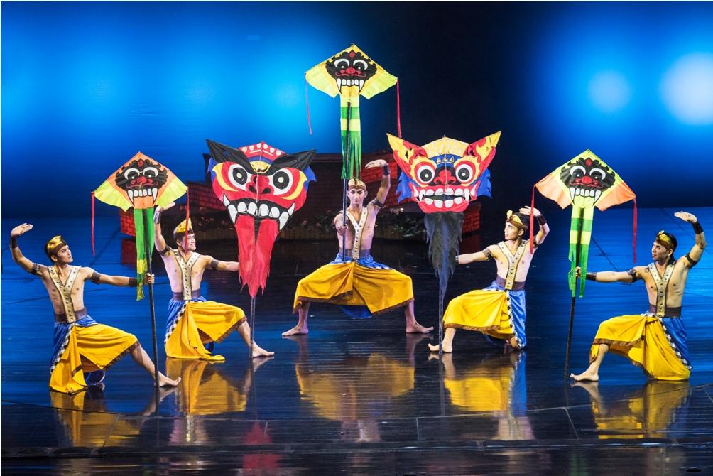 Expect Devdan Show Nusa Dua Theatre Kab Badung