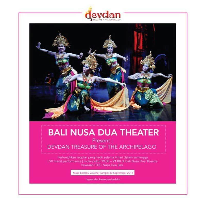 Jual Devdan Show Bali Nusa Dua Theatre Category Adult Online