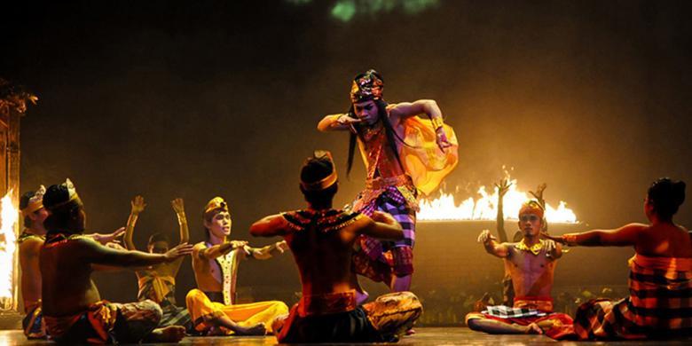 Mengingat Kembali Bhinneka Tunggal Ika Devdan Show Nusa Dua Kab